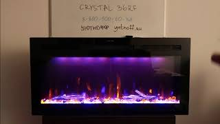 Обзор Crystal 36 RF