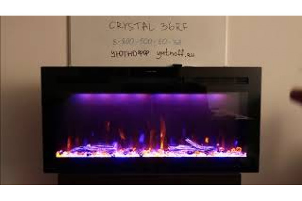 Электрокамин Crystal 36 RF (Кристал 36)