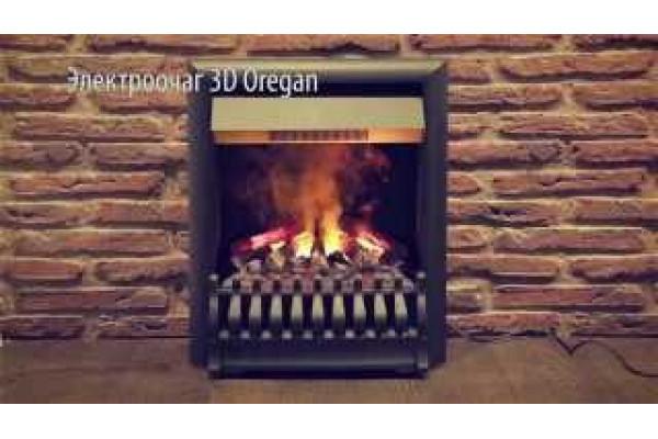 Электрокамин Oregan (Ореган)