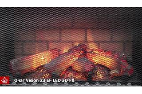 Электрокамин Vision 23 EF LED 3D FX (Вижн 23 ЕФ 3Д)