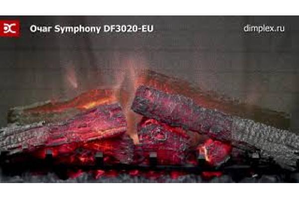 Каминокомплект Torino (Торино) с очагом Symphony 3020